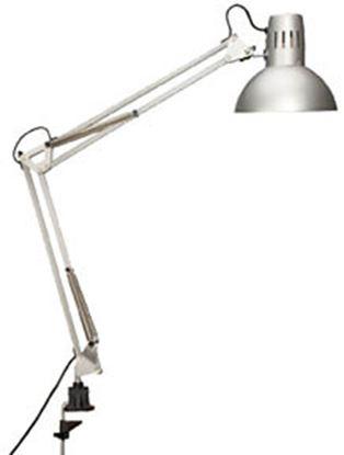 Obrázek Lampa Halogen MAUL STUDY - stříbrná