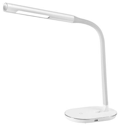 Obrázek Lampa LED stmívatelná - bílá