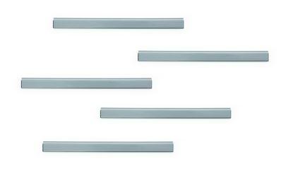 Obrázek DURAFIX® klipy - 210 mm / stříbrná / 5 ks