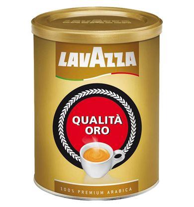 Obrázek Káva Lavazza Qualita - Oro / mletá / 250 g DÓZA