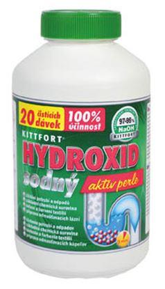 Obrázek Hydroxid sodný - 1 kg