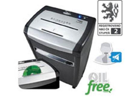 Obrázek Skartovací stroj Dahle PaperSAFE® - 22319 / řez 4,5 x 45 mm