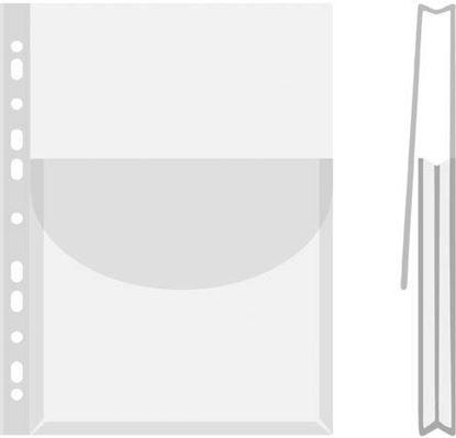 Obrázek Závěsný obal A4 s rozšířenou kapacitou a klopou - A4 / 12 ks