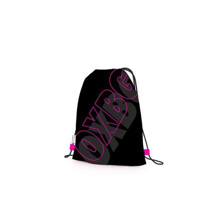 Obrázek Sáček na přezůvky OXY Růžový