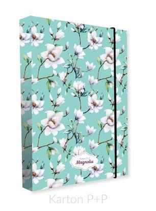 Obrázek Box na sešity A4 Magnolie