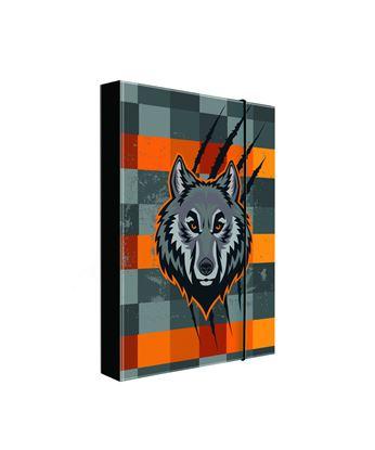 Obrázek Box na sešity A4 Vlk