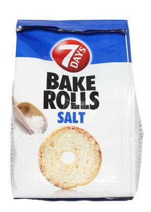 Obrázek 7Days Bake Rolls - slané