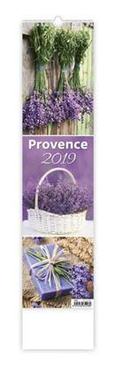 Obrázek Kalendář nástěnný vázankový - Provence / N195