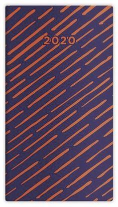 Obrázek Diář kapesní NAPOLI - čtrnáctidenní / barevný světlý