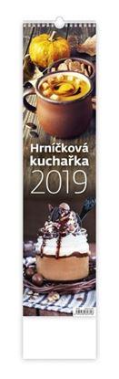 Obrázek Kalendář nástěnný vázankový - Hrníčková kuchařka / N190