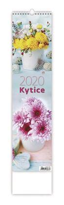 Obrázek Kalendář nástěnný vázankový - Kytice / N192