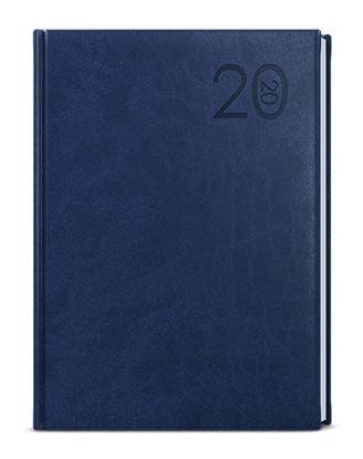 Obrázek Diáře VIVELLA - denní A4 / modrá