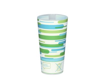 Obrázek Kelímek plastový ECO - 300 ml / barevný