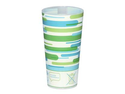Obrázek Kelímek plastový ECO - 500 ml / barevný