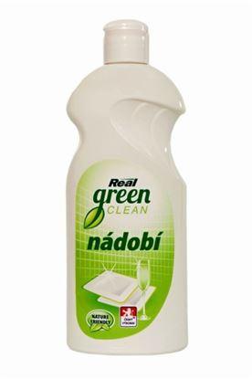 Obrázek Real Green ECO prostředek na nádobí 500 g