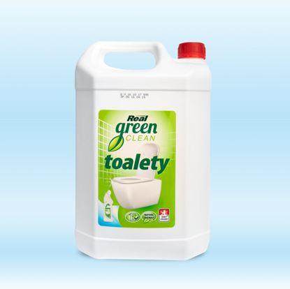 Obrázek ECO gelový prostředek na toalety / 5 kg