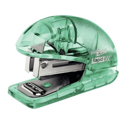 Obrázek Kancelářský sešívač Rapid Colour´Ice F4 - ledově zelená