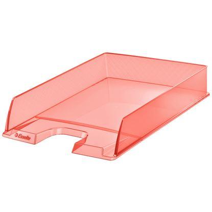 Obrázek Kancelářský box na spisy Colour´Ice ledově meruňková