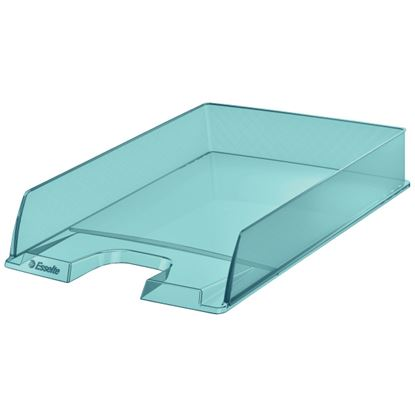 Obrázek Kancelářský box na spisy Colour´Ice ledově modrá
