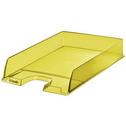 Obrázek Kancelářský box na spisy Colour´Ice ledově žlutá
