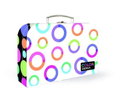 Obrázek Školní kufřík - Kruhy
