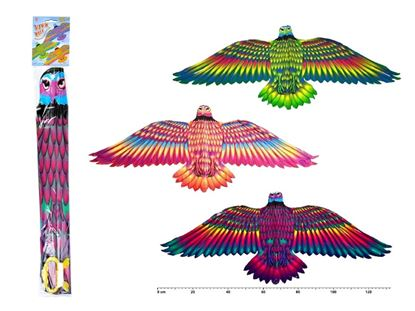 Obrázek Létající draci 132  x 59,5 cm - mix motivů