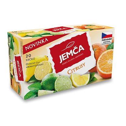 Obrázek Čaj Jemča - citrusy
