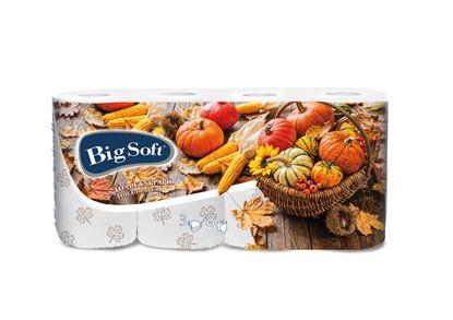 Obrázek Big Soft Podzim 3-vrstvý 8ks