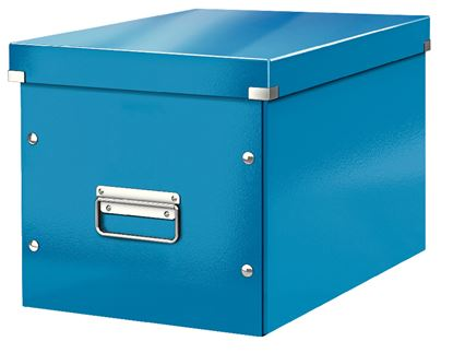 Obrázek Krabice Click & Store - L velká / modrá