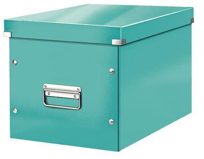 Obrázek Krabice Click & Store - L velká / ledově modrá