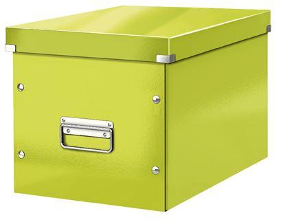 Obrázek Krabice Click & Store - L velká / zelená