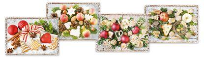 Obrázek Vánoční pohlednice - mix motivů