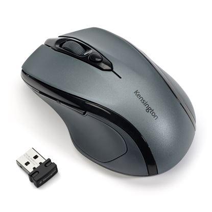 Obrázek Myš Kensington Pro Fit® bezdrátová - střední/černo-šedá