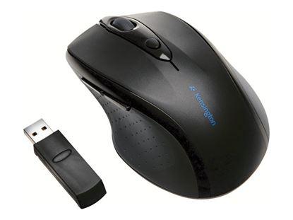 Obrázek Myš Kensington Pro Fit® bezdrátová - plná velikost / černá