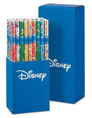Obrázek Papír vánoční role Disney - 70 x 200 cm