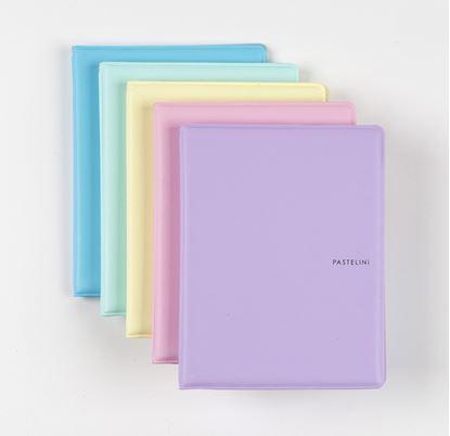 Obrázek Obal na doklady PASTELINI - mix barev