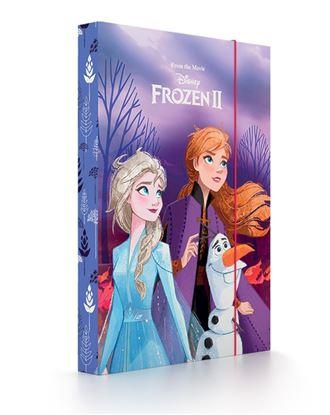 Obrázek Box na sešity A4 Frozen II