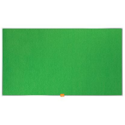 """Obrázek Nástěnka textilní Widescreen 40"""" / zelená"""