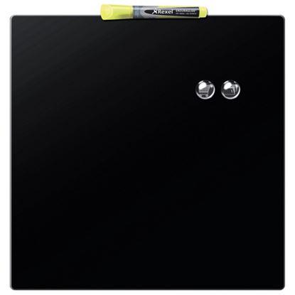 Obrázek Tabule magnetická - popisovací / černá