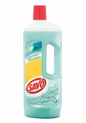 Obrázek SAVO na podlahu - Vůně oceánu / na podlahu / 750 ml