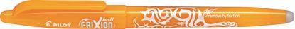 Obrázek Roller Frixion Ball - meruňková oranžová / 0,7 mm