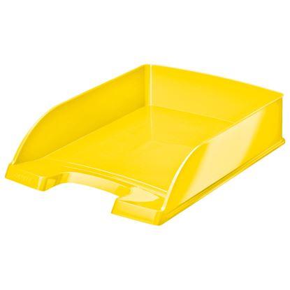 Obrázek Kancelářský box PLUS WOW - žlutá