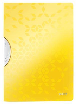 Obrázek Desky s klipem WOW - žlutá