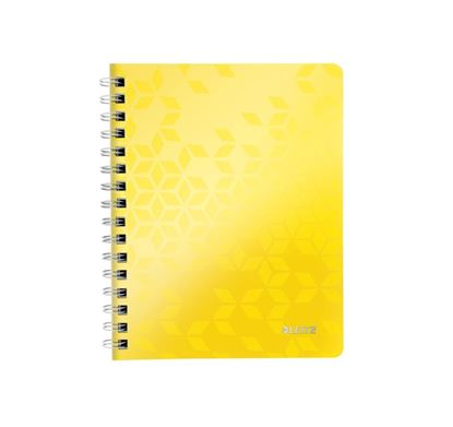 Obrázek Blok WOW A5 - linka / žlutá