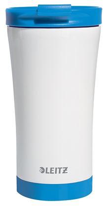 Obrázek Termohrnek Wow - modrá  / 380 ml