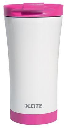 Obrázek Termohrnek Wow - růžová  / 380 ml