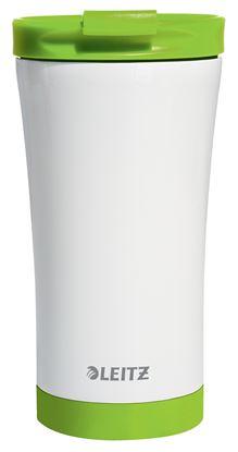 Obrázek Termohrnek Wow -  zelená/ 380 ml