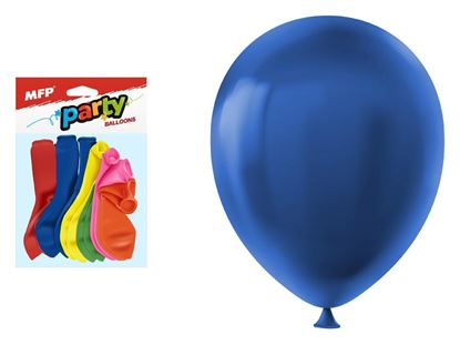 Obrázek Nafukovací balonky  - vel. M / 12 ks / Standard