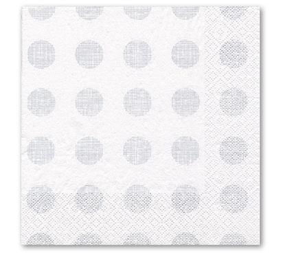 Obrázek Ubrousky papírové - 33 x 33 cm / 20 ks / 3vrst. / mix motivů