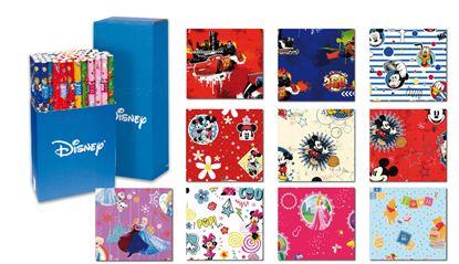 Obrázek Papíry balicí dárkové - 70 x 200 / Disney